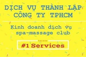 03 điều kiện để kinh doanh dịch vụ spa, massage hiện nay