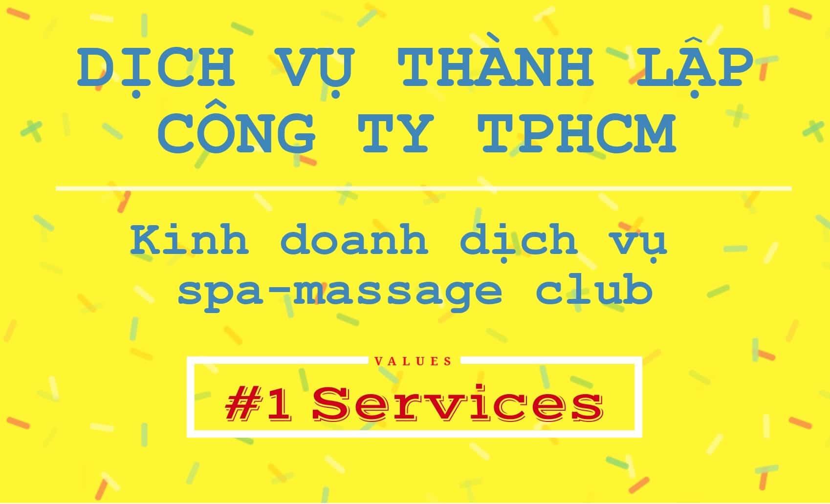 kinh doanh dịch vụ spa, massage