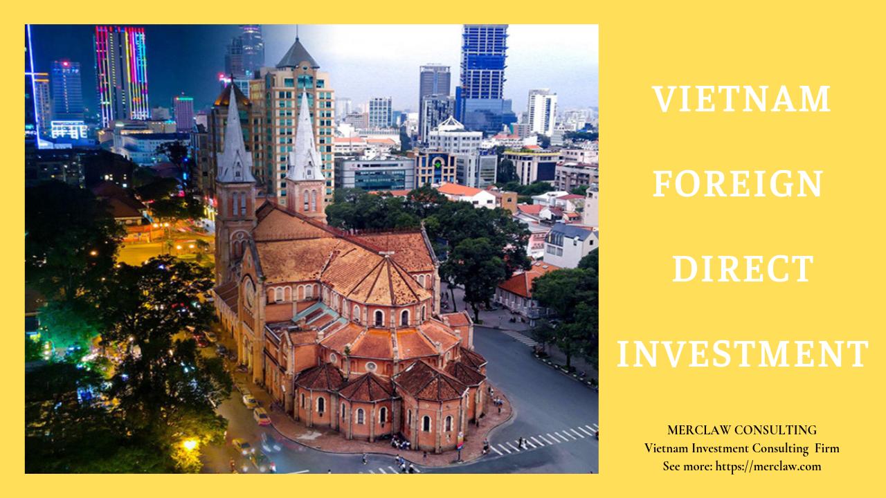 Công ty tư vấn đầu tư nước ngoài tại Việt Nam