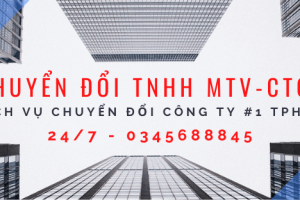 Chuyển đổi công ty TNHH MTV sang CTCP